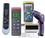 Termometri con sonda esterna e IR (senza contatto) sullo shop online