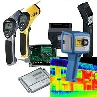 Termometri a infrarossi sullo shop online